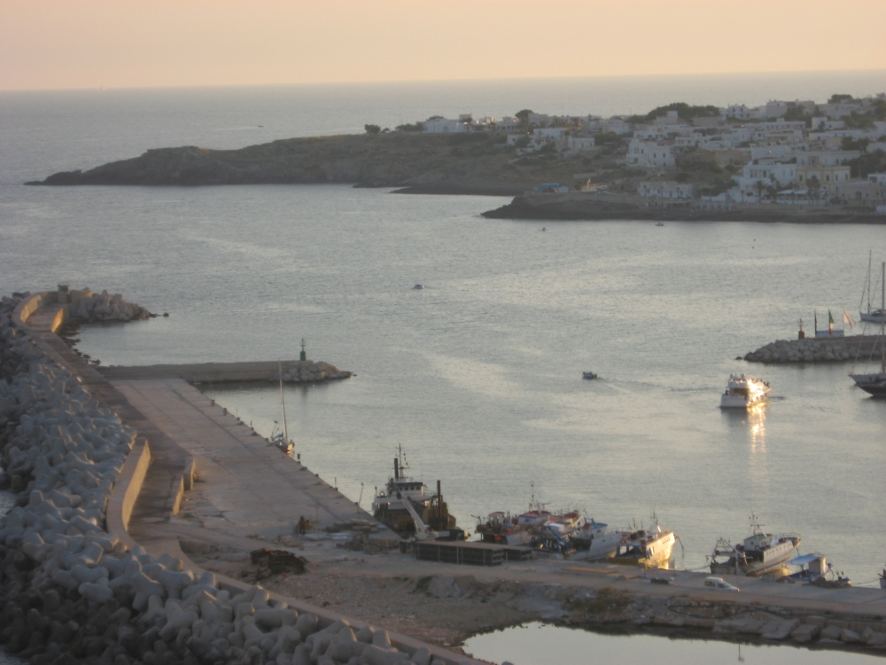 Sunset Leuca