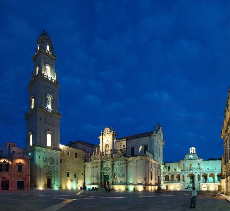 Piazza del Duomo in Lecce by Puglia_Lecce2_tango7174